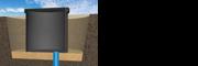 Studnařské šachty, trubky, vodoměrné šachty