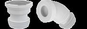 Dopojovací tvarovky na WC