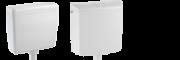 Splachovací nádrže pro stojící WC