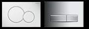 Tlačítka k podomítkovým nádržím