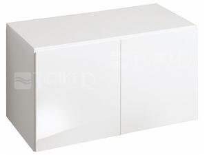 4U skříňka postranní nízká 80 x 43,5 cm
