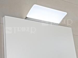 ABI 300 LED osvětlení pro zrcadla, 1x 6W, 598 lm, 300 x 130 x 70 mm