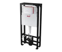 Alcamodul AM100/850 po závěsné WC pro zazdění, AM100/850, Alca plast