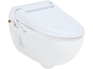 AquaClean 4000 klozet závěsný s bidetovacími funkcemi, bílý
