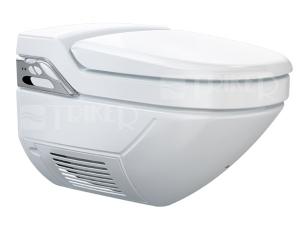 AquaClean 8000plus klozet závěsný/elektronický bidet, bílý