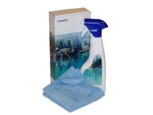 AquaClean čistící prostředek 500 ml + čistící utěrka