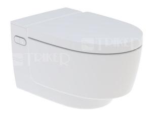 AquaClean Mera Comfort klozet závěsný/elektronický bidet 59 cm, bílý
