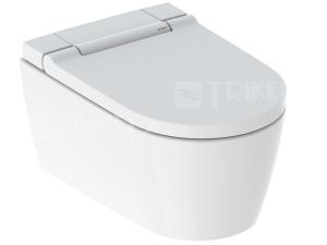 AquaClean Sela klozet závěsný se sprchovacími funkcemi,alpská bílá
