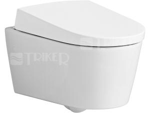 AquaClean Sela klozet závěsný se sprchovacími funkcemi, bílý