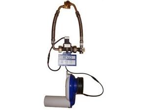 Automatický splachovač pisoárů termický