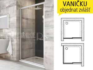 BLDP2 sprchové dveře