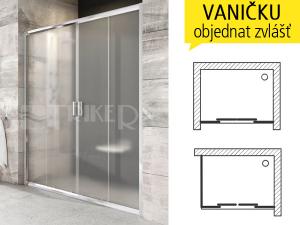 BLDP4 sprchové dveře
