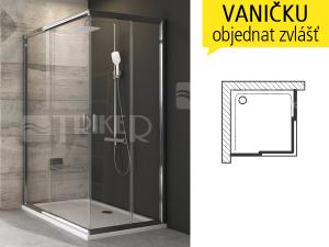 BLRV2K sprchový kout