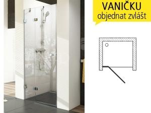 BSD2 sprchové dveře