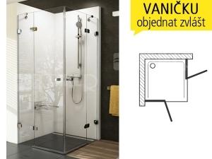 BSRV4 sprchový kout