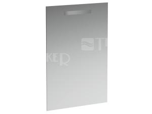 Case zrcadlo s osvětlením 1 x 8W 55 x 85 cm