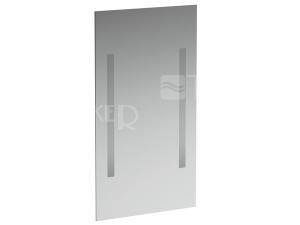 Case zrcadlo s osvětlením 2 x 14W 45 x 85 cm