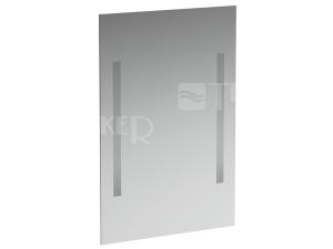 Case zrcadlo s osvětlením 2 x 14W 55 x 85 cm
