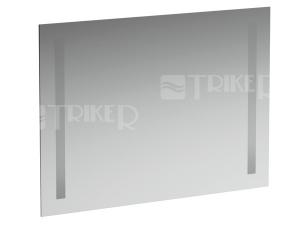 Case zrcadlo s osvětlením 2 x 14W 80 x 62 cm