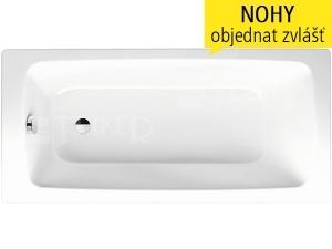 Cayono vana ocelová 3,5 mm 170 x 75 x 41 cm 750, bílá