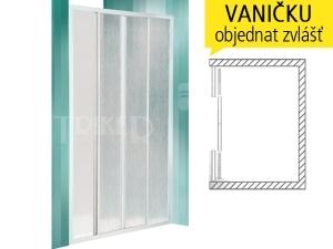CD4 sprchové dveře