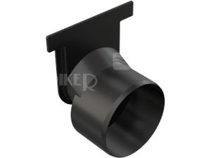 Čelo excentrické AVZ-P010 pro napojení odpadu 110mm