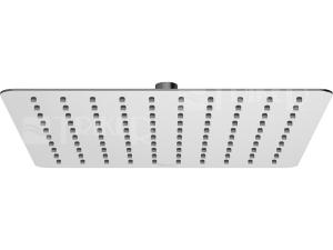 Chrome hlavová sprcha Slim čtvercová 982.00 300 mm, chrom