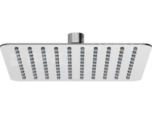 Chrome hlavová sprcha Slim čtvercová 982.01 200 mm, chrom