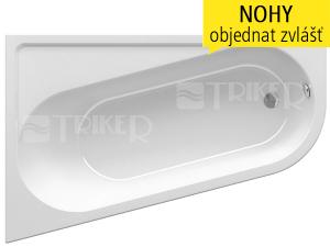 Chrome vana akrylátová asymetrická