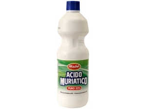 Čistič WC Acido Muriatico 1000ml