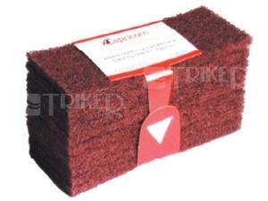 Čistící rouno červené (balení 10ks)