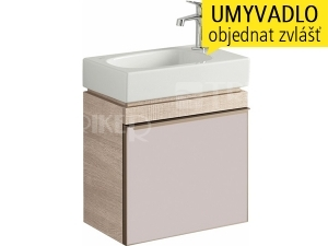 Citterio skříňka s 1 dvířky pod umývátko 45 cm