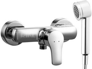 Citypro sprchová baterie s příslušenstvím, chrom