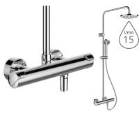 Laufen Citypro sprchový termostatický set 3.3395.7.004.536.1 chrom