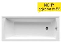 Classic vana akrylátová 170 x 70cm, bílá, C541000000, Ravak