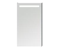 Clear zrcadlo s integrovaným LED osvětlením 100 x 81 cm, H4557651731441, Jika