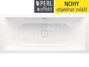Conoduo vana ocelová 3,5 mm 200 x 100 cm 735, bílá + Perl-Effekt