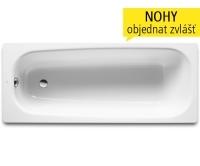 Continental vana litinová 120 x 70 cm, bílá, A211506001, Roca