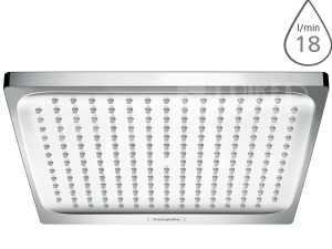 Crometta E hlavová sprcha 240 mm, chrom