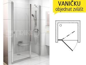 CSD2 sprchové dveře