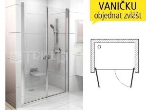 CSDL2 sprchové dveře