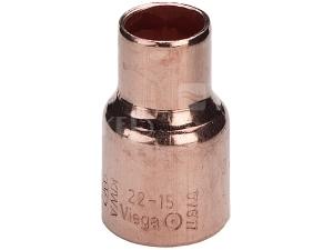 Cu nátrubek redukovaný 5240 i/i 15 x 12 mm