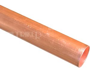 Cu trubka měděná Supersan 12 x 1 mm polotvrdá