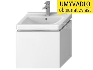 Cubito-N skříňka pod umyvadlo 55 cm 1 zásuvka, bílá