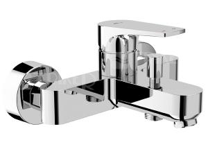 Cubito-N vanová baterie chrom, bez příslušenství