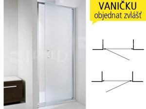 Cubito pure sprchové dveře jednokřídlé