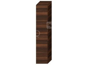 Cubito skříňka vysoká 2 dveře, 5 polic, tmavá borovice
