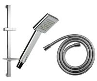 Cubito sprchový set II - sprcha Cubito II s 1 funkcí, tyč, hadice 170cm, H3604210040411, Jika