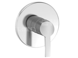 Curvepro sprchová podomítková baterie - vrchní sada