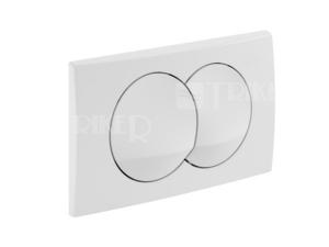Delta20 ovládací tlačítko bílé